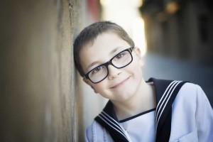 reportaje de comunion huesca fotografia niños comuniones exteriores 02