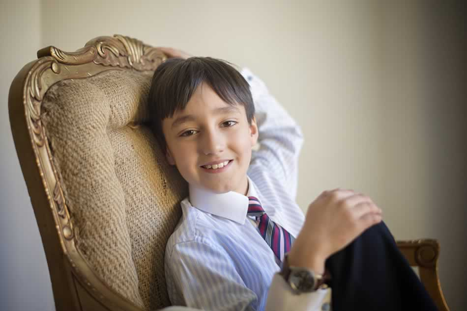 reportaje de comunion huesca fotografia niños comuniones estudio 11