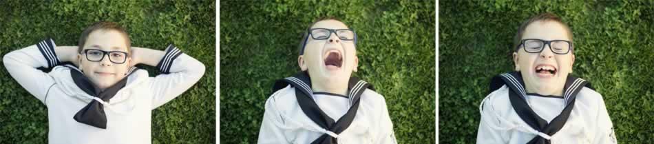 reportaje de comunion huesca fotografia niños comuniones exteriores 06