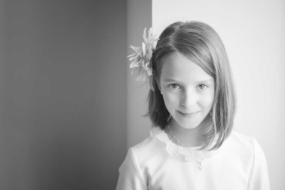reportaje de comunion huesca fotografia niños comuniones estudio 12