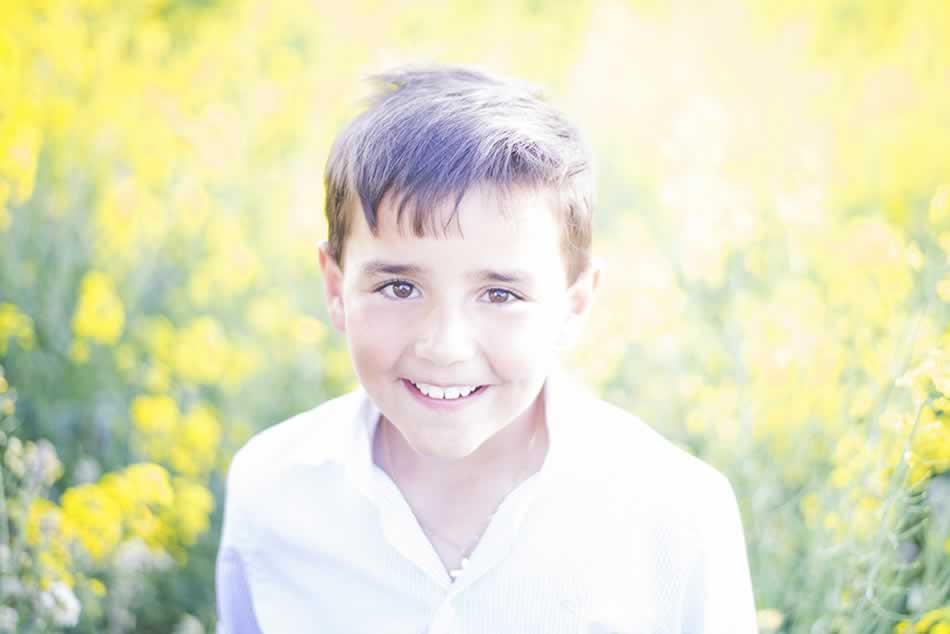 reportaje de comunion huesca fotografia niños comuniones exteriores 07