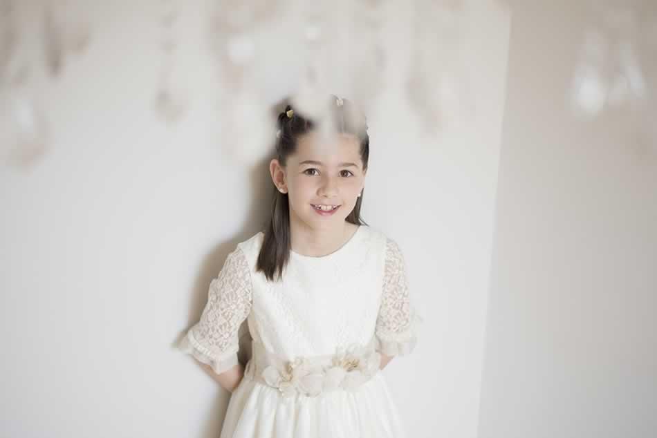 reportaje de comunion huesca fotografia niños comuniones estudio 17