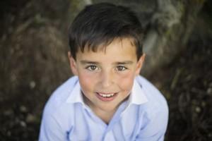 reportaje de comunion huesca fotografia niños comuniones exteriores 09