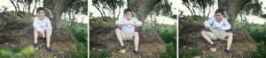 reportaje de comunion huesca fotografia niños comuniones exteriores 10