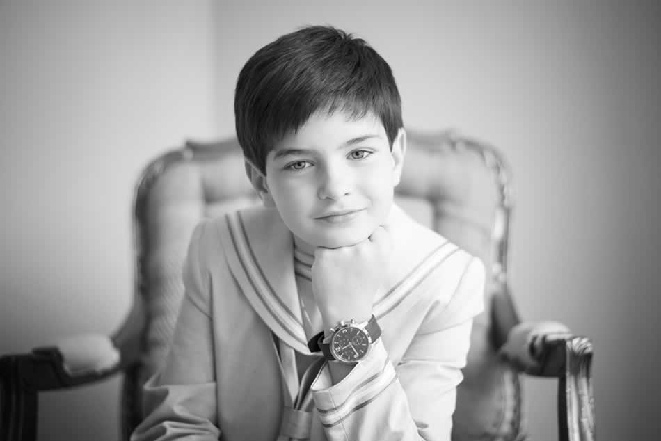 reportaje de comunion huesca fotografia niños comuniones estudio 23