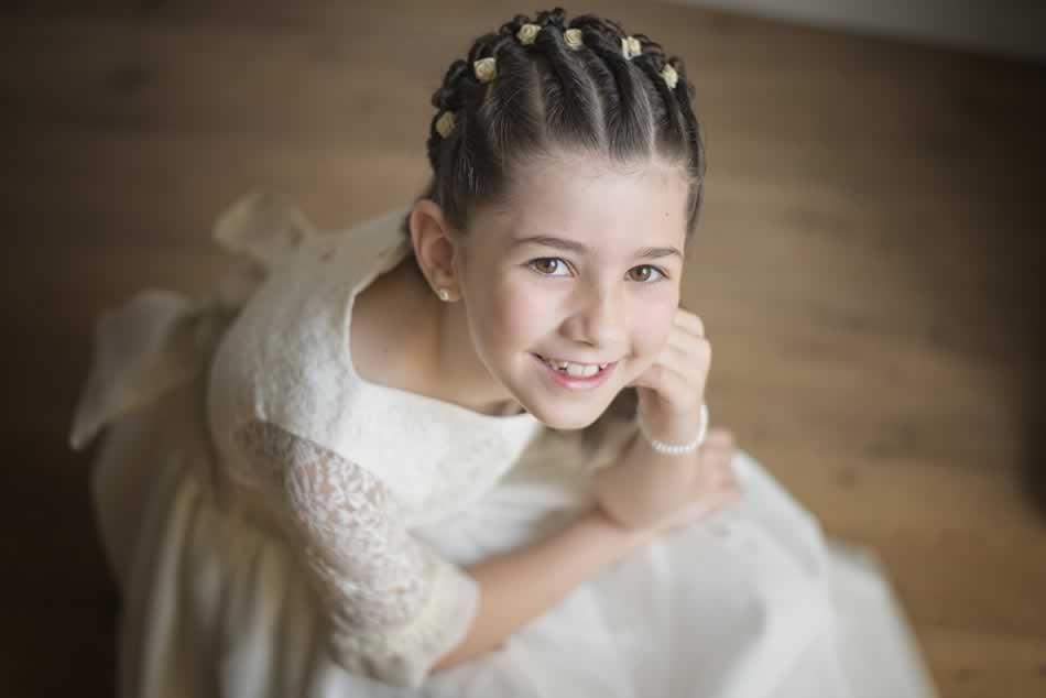 reportaje de comunion huesca fotografia niños comuniones estudio 28