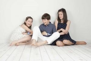 reportaje de comunion huesca fotografia niños comuniones estudio 35