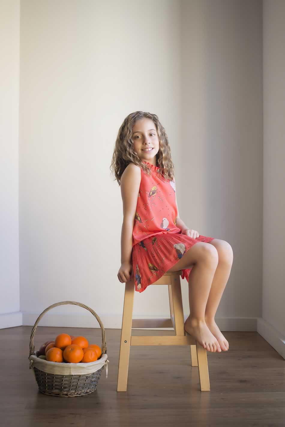 reportaje de comunion huesca fotografia niños comuniones estudio 40