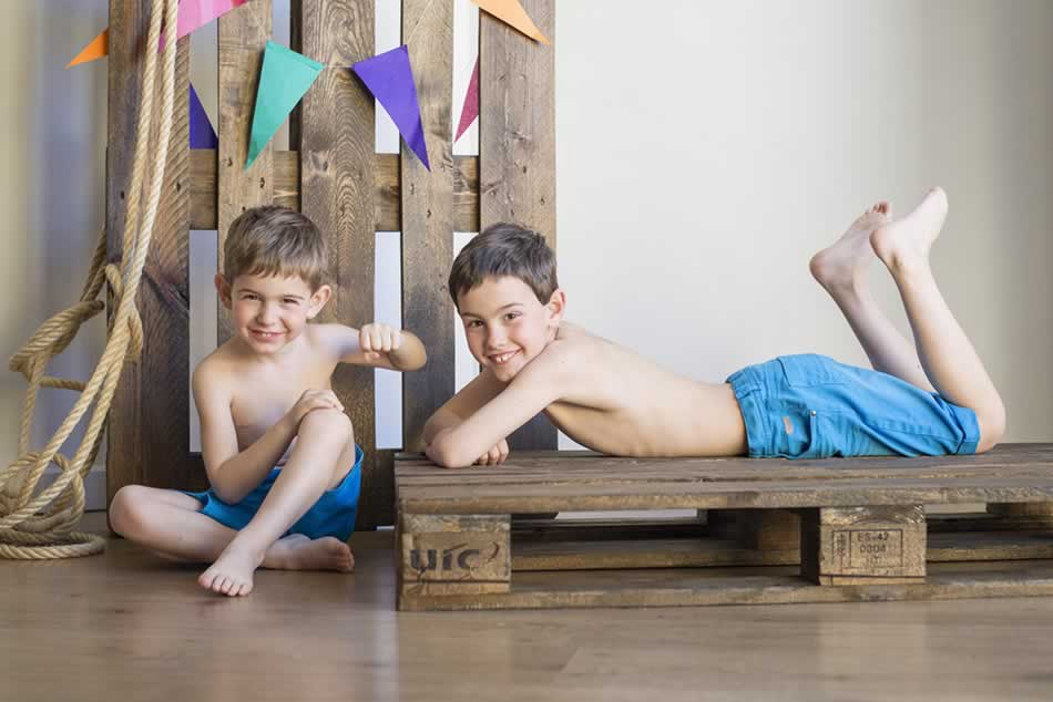 reportaje de comunion huesca fotografia niños comuniones estudio 41