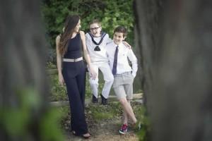 reportaje de comunion huesca fotografia niños comuniones exteriores 35