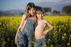 reportaje de comunion huesca fotografia niños comuniones exteriores 37