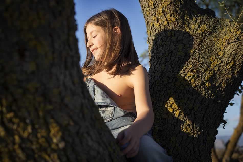 reportaje de comunion huesca fotografia niños comuniones exteriores 51
