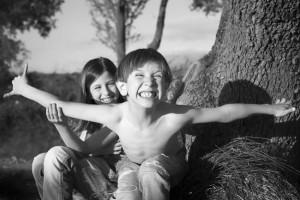 reportaje de comunion huesca fotografia niños comuniones exteriores 55